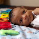 Miles: One Month Old | thekammerzells.com