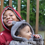 bubba & squish | life of kamm